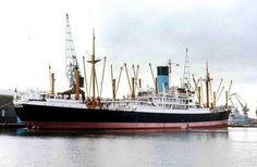Merchant Navy, Merchant Marine, Motorboat, Sailing Ships, Past, Blue, Sailing Yachts, Ships, Steam Boats