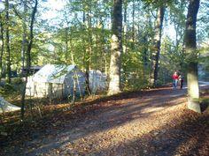 Un campement d'Indiens de l'Isar.