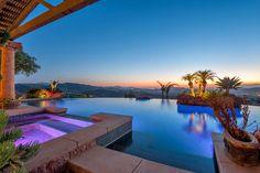 Infinity Pool: Luxury Home: Moorpark, California: El Rancho Cerca del Cielo: $3,495,000: www.1580Theising.com: Curt.Kastan@EVUSA.com
