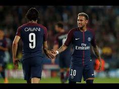 Comentaristas analisam os jogs de Neymar na goleada do PSG 8 X 0 Dijon 1...
