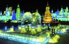 Harbin's Ice And Snow Festival Never Fails To Amaze