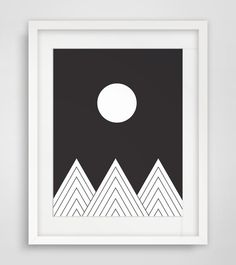 Hey, I found this really awesome Etsy listing at https://www.etsy.com/listing/187650105/moon-print-moon-art-black-and-white-moon