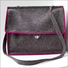 felt bag pattern - Google Search