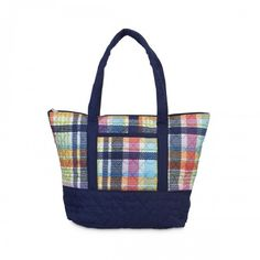 Monogrammed Quilted Tote - You're It