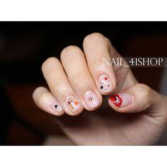 nail_41shop@jini_naildesigner #네일디자이너지니 #네일 #네일아트 #41shop #젤네일 #청담네일 #gelnails #nail #nails #nailart #naildesign #nailswag #unique #korea #beauty #seoul #강남네일샵 #웨딩네일 #weddingnails #청담네일샵 #美甲 #指甲油 #ネイルアート #ジェルネイル #ネイル