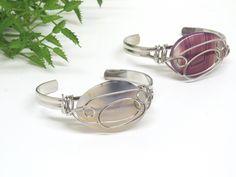 wrapped stone bracelets