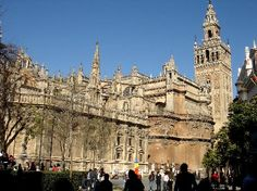 Cathedral of Sevilla, Spain  check