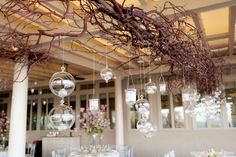 branches #wedding #chandelier designed by #Stoneblossom