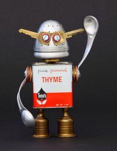 robots de Brian Marshall