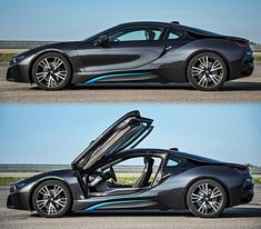 2014 BMW i8...for this I could go electric :)