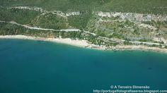 A Terceira Dimensão - Fotografia Aérea: Praia de Galapos
