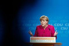 Kanzlerin Merkel: Desinteressiert, gleichgültig, belanglos