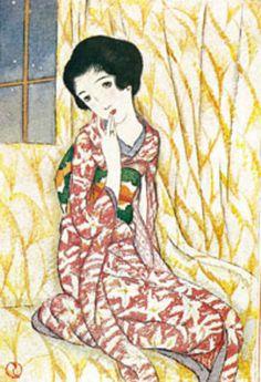 poster for 竹久夢二 「乙女のためのデザインワーク - 大正のレトロ&かわいいを発見! -」