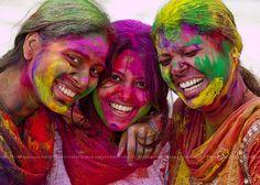 Holi; Festival of colours