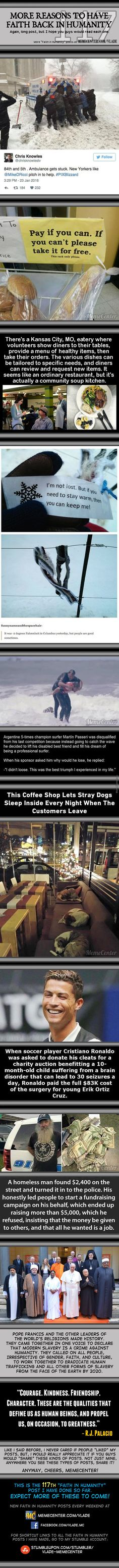 Faith In Humanity #117 by vlade - Meme Center