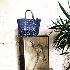 "The bag ""Cabas Ikat Marino""! - www.laita-baparis.com"