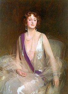 John Singer Sargent Portrait de Lady Curzon (1925), Manchester, Currier Museum of Art.