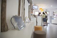 Espace d'accueil de l'Office de Tourisme