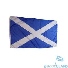 Small Saltire Flag *NEW* Scottish Wall Decorations Scottish Clans Tartans Kilts Crests and Gifts