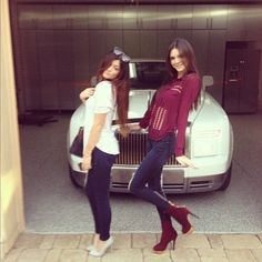Love their style- Kendall and Kylie Jenner