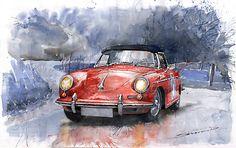 Yuriy Shevchuk › Portfolio › Porsche 356 B Roadster