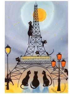 Paris Le Cat...! Sexy Salvaje Romantico Melodioso...! El Cabaret de los Suenos...! *****                                                                                                                                                      Plus