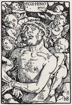Man of Sorrows - Hans Baldung