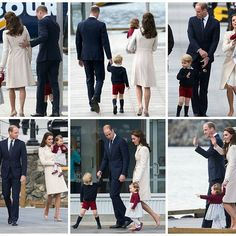 #NEWS #NEW #TODAY The Cambridges' eight-day tour of Canada concluded this afternoon when the family arrived at Victoria Harbour seaplane terminal. On the float plane, the Duke and Duchess of Cambridge along with Prince George and Princess Charlotte enjoyed a private tour of the south end of the island before returning to London. Kate wore a coat by Catherine Walker. 1 October 2016 . . . #finaldayoftheroyaltour #royaltourofcanada . . . . #picoftheday #postoftheday #bestoftheday…