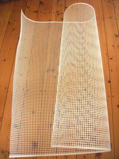grille tapis pompon