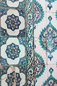 beautiful tile bohemian spaces