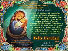 Feliz Navidad 2014 Pastoral de la salud, Bioética y Cuidados Paliativos (PASBIOPAL)