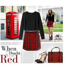 """""""Heritage Of Scotland 3"""" by tinasxx on Polyvore"""