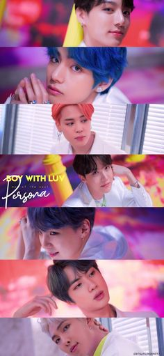 ⇢ BTS ~ Dispatch x Naver Boy With Luv     /  My edit