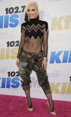 Gwen Stefani - 102.7 KIIS FM | Her body's smoking hot