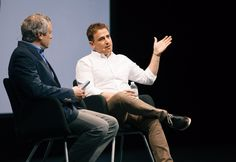 """Managing the flow of communication data is""""a problem that's going to take more than a generation to sort out,"""" Stewart Butterfield says at the Bloomberg Businessweek Design Conference."""
