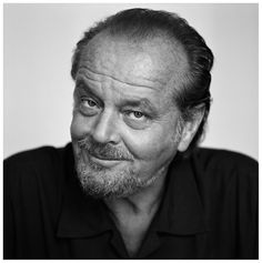 Mature (and mellowed?) Jack Nicholson