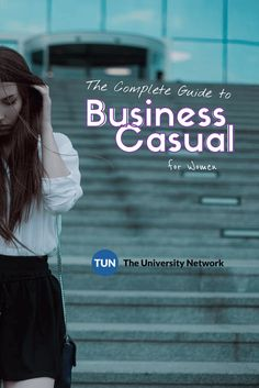 If you are a college student, you may have to wear business casual when giving presentations, attending networking events, or being interviewed.