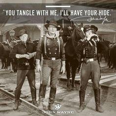 John Wayne, The Horse Soldiers John Wayne Quotes, John Wayne Movies, Old Movie Cinema, Cowboy Quotes, Clint Walker, American Legend, Native American, Dear John, I Miss Him