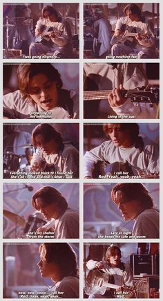 Jared Leto (Jordan Catalano), I was in love with Jordan Catalano when My So-Called Life came out!
