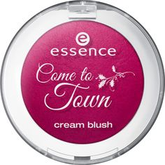 come to town - cream blush 02 wrapped in pink - essence cosmetics