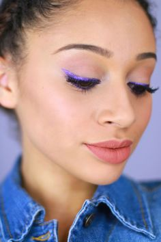 How to Pick & Apply The Best Bold Eyeliner for Your Eye Color  - Seventeen.com