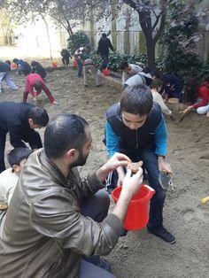 Archaeopool in Darüşşafaka