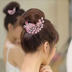 Fashionable Hair Pin  Shop Online ==> http://www.couponndeal.com/
