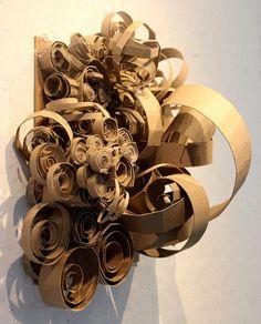 https://www.facebook.com/claralieu/ Clara Lieu, Chipboard Personality Sculpture Project, RISD Project Open Door, 2015