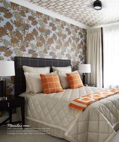 Adore Home Magazine -  bedroom