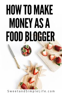 make money tips This is a comprehensive guide to h - makemoney Take Money, How To Make Money, Make Money Blogging, Make Money Online, Money Tips, Blogging For Beginners, Blog Tips, How To Start A Blog, Food Styling