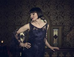 IT takes hours of painstaking work to create but sometimes viewers only catch a quick glimpse of the decadent frocks from TV series Miss Fisher's Murder Mysteries. 1950s Fashion, Vintage Fashion, Detective, Her Style, Cool Style, Miss Fisher, Art Deco Stil, Louise Brooks, Retro Mode