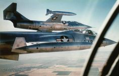 Lockheed F-104 Starfighters