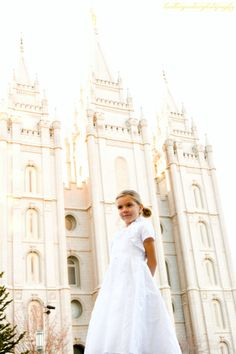 Baptism Pictures, Baptism Ideas, Baptism Photography, Love Photography, Girl Baptism, White Clothing, Lds Mormon, Dress Picture, 8th Birthday