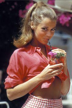 Jane Fonda by Willy Rizzo, 1961